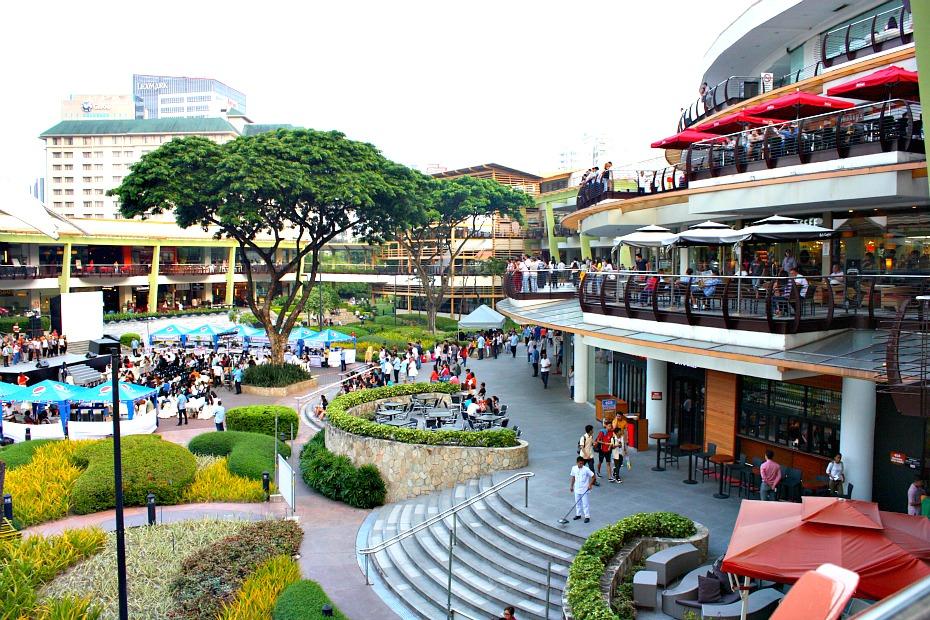 Ayala Center Terrace