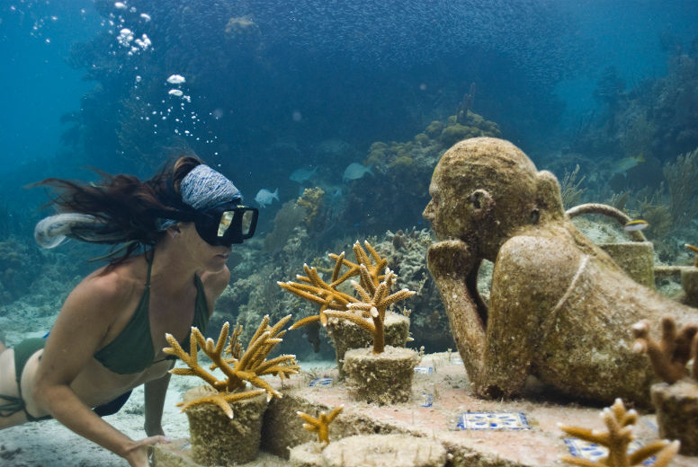Cancun Underwater Museum, Cancun