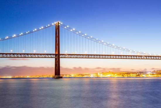 image of 25 De Abril Bridge, Portugal