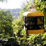 Sigulda's cable car