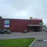 """Shopping center """"Raibais Dog"""" (Tirdzniecības centrs """"Raibais Suns"""")"""