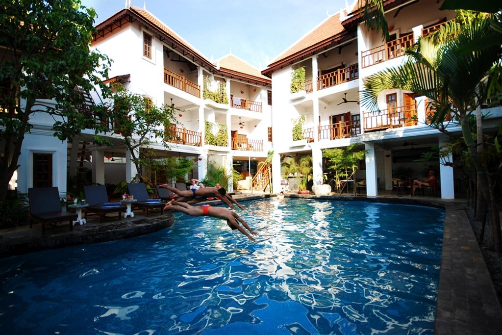 Rambutan Hotel Siem Reap Budget Hotels
